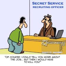 Intelligence Agent Cartoons And Comics Funny Pictures From