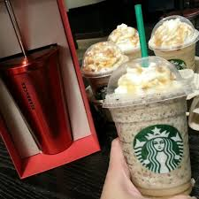 white mocha frappuccino add toffee nut syrup 2 pumps for tall 3 for grande 4 for venti add java chips top with caramel drizzle for extra sweetness
