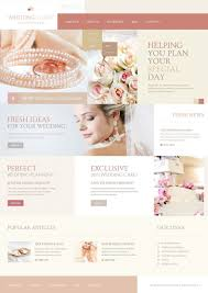 Gorgeous Wedding Planning Website Best Wedding Planner Joomla