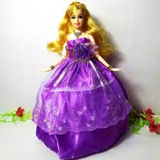 Best Dress Design 2017 Us 1 85 25 Off 2017 Princess Wedding Dress Noble Party Gown Clothes For Barbie Doll Fashion Design Outfit Best Gift For Girl Doll Accessories In