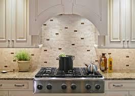 Tile Backsplash In Kitchen Tile Backsplash For Kitchen Combine With White Kitchen Cabinet