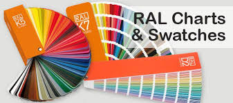 Ral Chart Ral Swatches Charts Guides Fan Decks And Ral Colour Samples