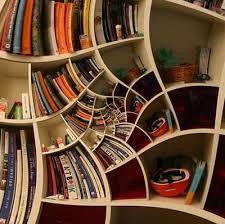 Cool Bookshelf - Home Design