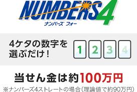 宝くじ 当選 番号 ナンバーズ