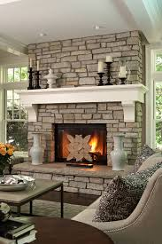 houzz fireplaces living room traditional with corbels coffee table
