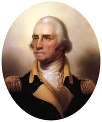 military career of george washington