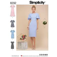 Simplicity Patterns Custom Simplicity Simplicity Pattern 48 Misses'Miss Petite Dresses