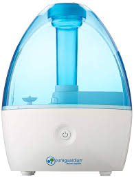 Destiny Small Humidifier For Bedroom PureGuardian 3 5L Output Per Day  Ultrasonic Cool Mist ...