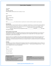 Free Cover Letter Examples For Every Job Search Livecareer With Cold