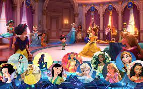 Các nàng công chúa của Disney cùng hội ngộ trong phim hoạt hình 'Wreck It  Ralph 2'