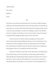 the glass castle essay lizarraga maria fernanda lizarraga  3 pages dully essay