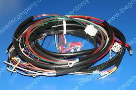 harley davidson 70320 80 1980 84 flh complete wiring harness