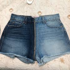 Revice Denim Shorts Yin Yang Shorts Tokyo Wash