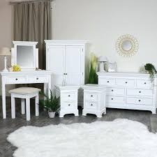 gorgeous white bedroom dressing table – Pilcorp