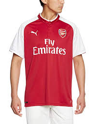 Puma Size Chart Football Shirt Puma Mens Afc Home Replica Football Shirt