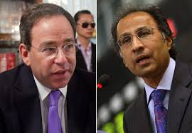 Left, Anjum Naveed/Associated Press; right, Asim Hafeez/Bloomberg News - pakistan2-popup