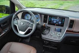 Toyota Sienna Interior Specs - Best Accessories Home 2017