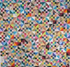 487 best patchwork images on Pinterest | Colors, Books and Carpets & tutorial = Alternate Pinwheel scrap quilt at Bighorn Quilts Adamdwight.com