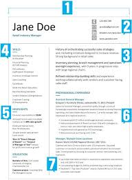 2017 Resume Simple What Your Resume Should Look Like In 60 Resume Tips Pinterest