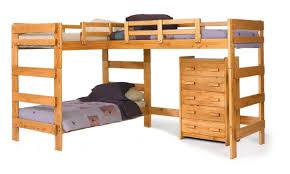 viv  rae deondre lshaped bunk bed  reviews  wayfair