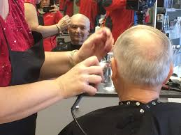 veterans are honored at different events and in different ways veterans haircuts 1