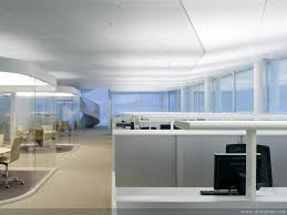 Decorations:Ideas for your lighting for office decoration Modern Mininalsit  Office With Cool Lighting System