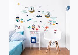 pirate wall stickers walltastic