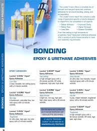 Bonding Loctite E 20hp Hysol Epoxy Adhesive Pdf Free Download