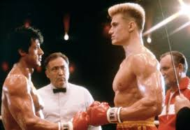 Image result for sylvester stallone and dolph lundgren