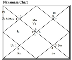 Navamsa Chart Prediction For Marriage Analysis My Astrology Signs