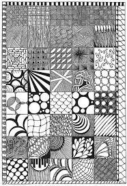 Zentangle Pattern Ideas Classy Zentangle Pattern Ideas Tangling Zen Pinterest Patterns