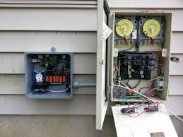 need help hooking up pool pump to relay switch and intermatic need help hooking up pool pump to relay switch and intermatic mechanical timer 20130527 154411