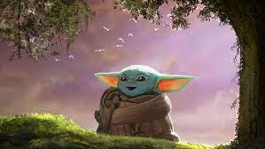 2932x2932 Baby Yoda Fanart 4k Ipad Pro ...