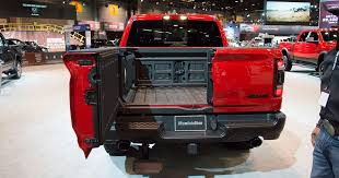Ram's Multifunction Tailgate can open like French doors - Roadshow