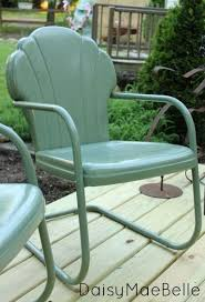 green wrought iron patio furniture. best 25 painted outdoor furniture ideas on pinterest cable spool painting patio and designer green wrought iron c