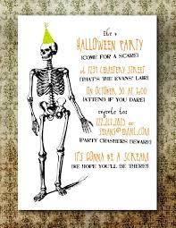 Free Halloween Birthday Invitation Templates Free Printable Halloween Invitation Templates Free