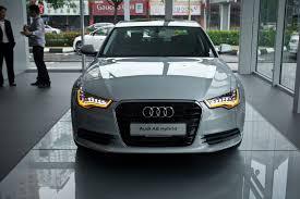 Audi A6 Hybrid finally debuts to Malaysian market!