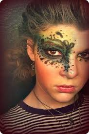 masquerade mask nice makeup if you couldn t get a