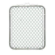 YARDGARD 38 in W x 48 in H Green PVC Coated Steel Bent Frame Walk