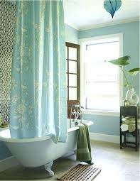 round shower curtain rods shower curtain rods for clawfoot tubs