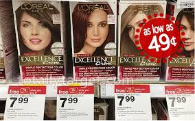 John frieda precision foam colour salon quality hair colouring. Awesome Deals On Hair Color At Target Save Big On John Frieda Garnier L Oreal As Low As 49 Totallytarget Com