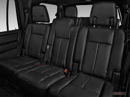 2017 ford expedition rear seat