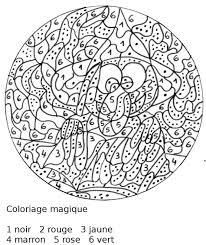 Coloriage Magique En Ligne Liberate