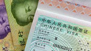 china visas explained a reference