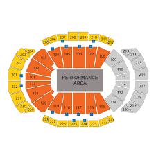 Sprint Center Kansas City Tickets Schedule Seating