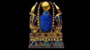 ancient egyptian jewel the cobras of protection