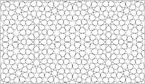Islamic Geometric Design Coloring Pages Geometric Coloring Pages
