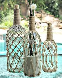 Wine Bottles Decoration Ideas wine bottle decoration ideas sweetlyfit 68