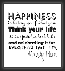 A Quote About Happiness