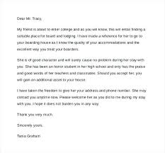 Employer Recommendation Letter Sample Best Example For Tenant Reference Letter Sample Check Form